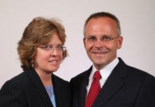 Mike & Patti Wittkowski of Curran Cooney Penny